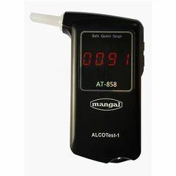 ALCO Test-1 Alcohol Breath Analyzer