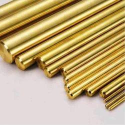 Brass Round Rod