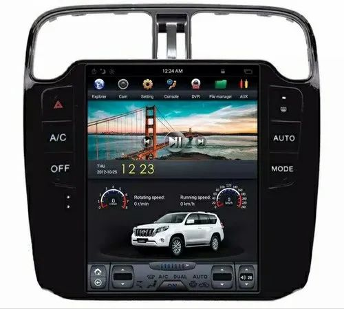 Car Stereos - Hypersonic Fortuner Tesla Android Player type 3
