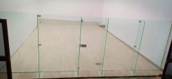 Squash Court Flooring Installation Service