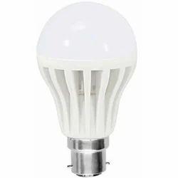 B22 Angled Front Cool White Decorative LED Bulb For Indoor Lighting, 12 V