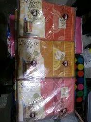 Velvet Embroidered Sofyn Luxury Towel, Size: 30*60
