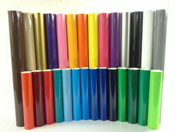 Color Vinyl Self Adhesive Foil