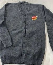 VP Oswal Kids School Woolen Sweater