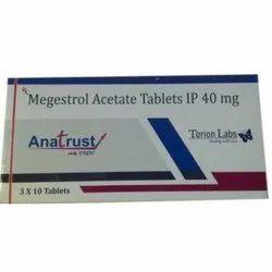 Megestrol Acetate Tablets IP 40mg