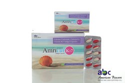 Amrical K2 7 Softgel Capsules
