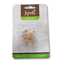 Jyoti Pear Pin - Brass - Assorted, Packaging Type: Box