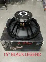 15 Inch Black Legend Computer Multimedia Speaker