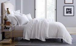 Hotel Cotton Plain Percale Duvet Cover