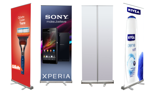 Pull Up Banner Standee Banner Display Stand Banner Holder Pull Up Awesome Pull Up Display Stands