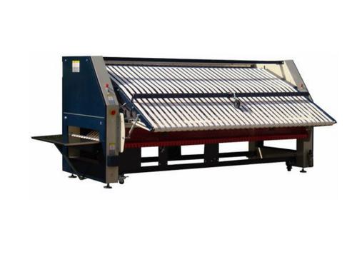 Automatic Sara Bed Sheet Folding Machine, Capacity: 50/min