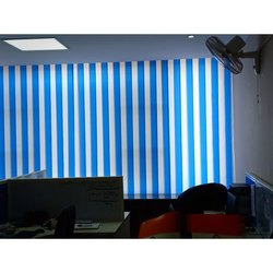 PVC Verticals Blinds, Packaging Type: Roll