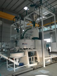 Polyvinyl Chloride Batch Mixing Plant Automation with Vacuum Conveying