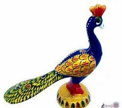 Metal Peacock