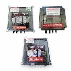 Nordic Asia Solar Array Junction Box, Voltage: 500 V
