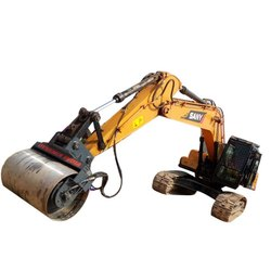 Slope Vibratory Compactor (Single Drum Vibratory Roller)