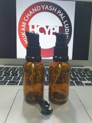 30 ml Glass Amber Serum Bottle