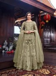 Pr Fashion Launched Lovely Designer Indo Western Dress