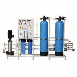 Smart FRP Commercial RO Plant, Automation Grade: Automatic
