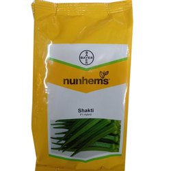 Nunhems Okra Seeds, For For Cultivation, Pack Size: 3500 Seeds