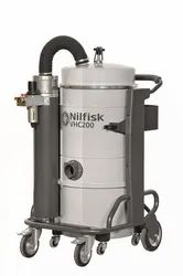 Nilfisk Vacuum Dust Collector System - VHC, For Industrial