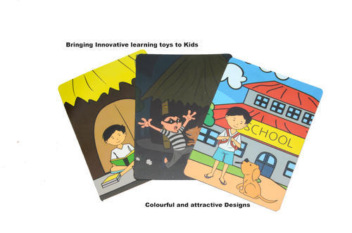make your own story card games at rs 150 pack bachchone ke