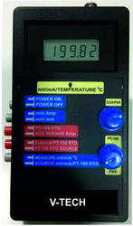 Portable Digital Calibrator