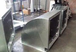 Compressor Ducting Service