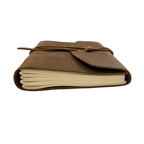 Suede Leather Writing Journals At Rs 200 Piece Leather Journals Id 22248231048
