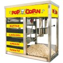 Popcorn Machine With Four Warmers, For Commercial