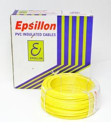 Epsillon 2.5 sqmm HFFR House Wire, 90m, Insulation Thickness: 0.7 Mm