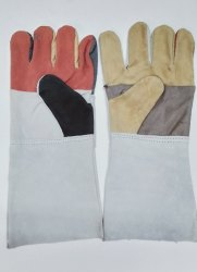 Welding Leather Gloves 14 Inch