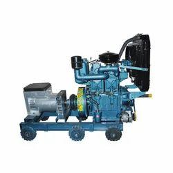 7.5 kVA Bharat Portable Diesel Generator, 3 Phase