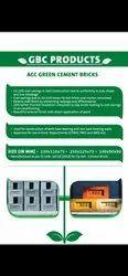 Acc Cement Bricks