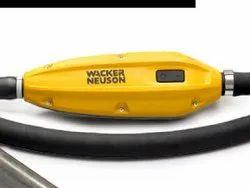 Waker Neuson Irfu 57 High-Frequency Internal Vibrator With Integrated Converter