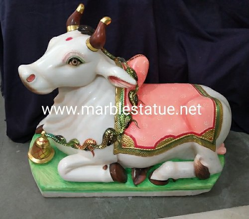 Painted Marble Nandi