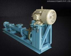 Screw Pump for Oil Industry