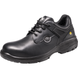 Steel Toe & Fiber Toe Black Bata Safety Shoes, Size: 6 - 11, For Industrial & Construction Site