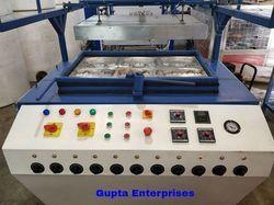 Semi Automatic Fibre Dona Making Machine