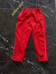 Plain Red Pant School Uniform
