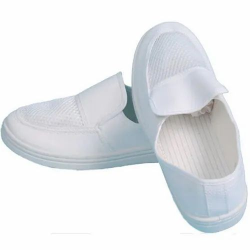White Anti-Static ESD Shoes, Size: 6 to 10, Rs 140 /piece Parmar Electro Products | ID: 20921275855