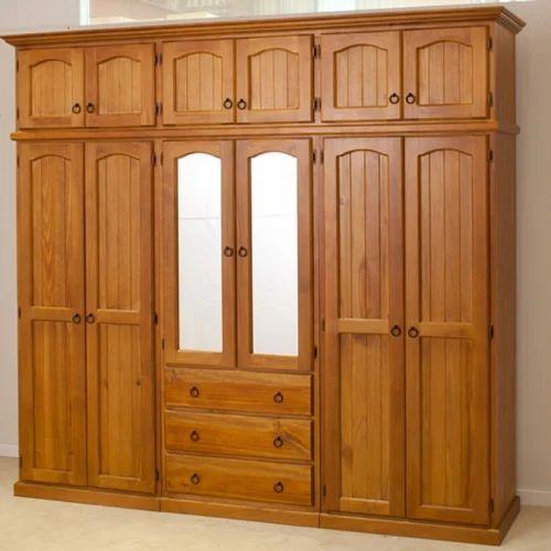 Wooden Almirah Teak Wood Almirah Manufacturer From Chennai