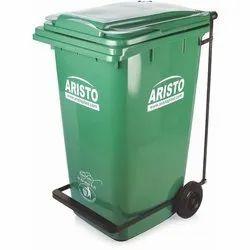 90 Liter Pedal Type Waste Bin