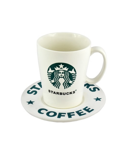 Barworld 180 Ml Starbucks Coffee Mug