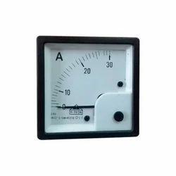 30A Analog Ammeter