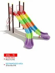 KSL-15 Play Ground Slide