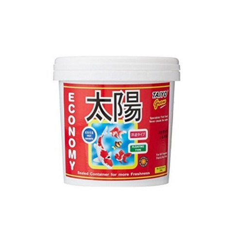 Tropical Fish 1200gm Taiyo Economy Fish Food, Packaging Type: Container