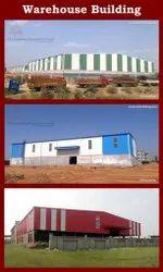 Steel Coated Warehouse/ Godown