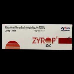 Zyrop 4000 Erythropoietin Injection