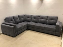 L Shaped Sofa Set, For Home